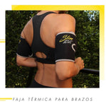 REF: 1003 FAJA TERMINA BRAZO - THERMAL GIRDLE ARM