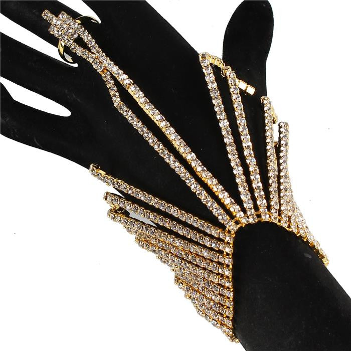 Shine Wrist Candy (Gold)