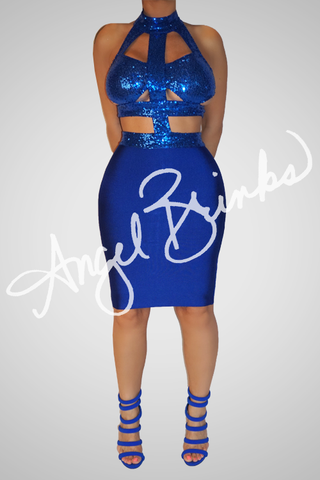 Hollywood Star (Royal Blue)