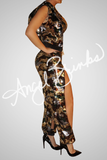 Sequin Camo Set