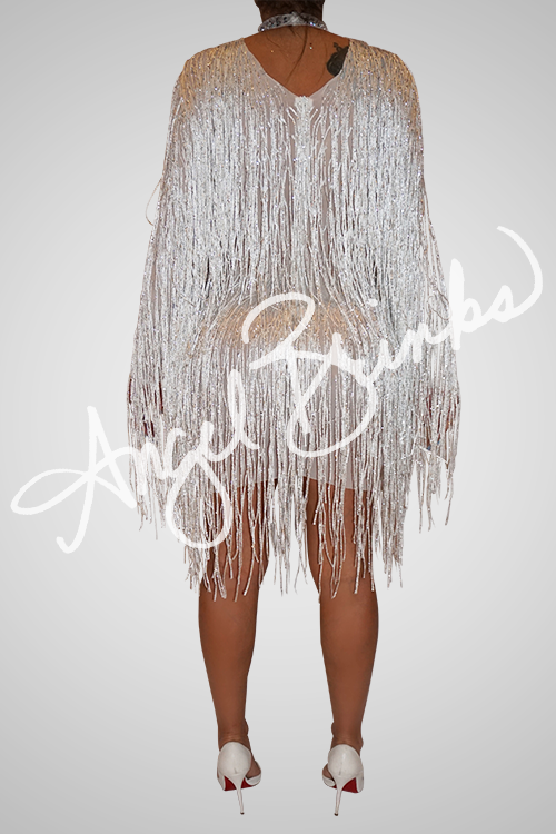 Tassel Galore (White/Short)