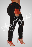Red Member Jeans - Thumbnail