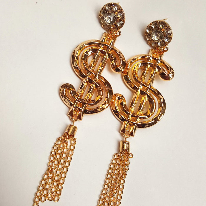Money Maker Earrings