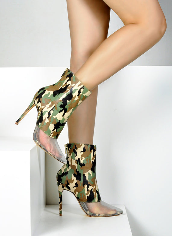 Alternative image for Army Fatigue Booties