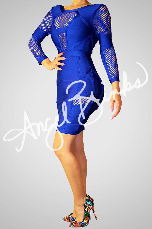 Alternative image for Posh Bandage Dress