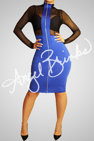 Dimepiece (Royal Blue)