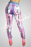 Pretty in Pink Jeans - Thumbnail