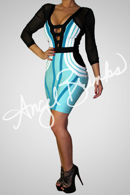 Big Bang Bandage Dress