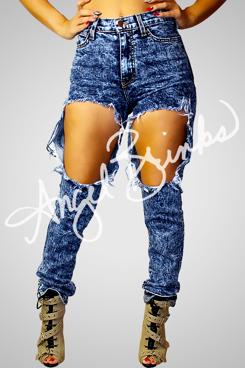 Alternative image for Racy Jeans (Dark)