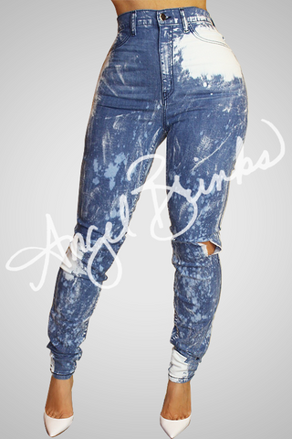 Gripped Jeans