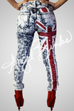 Red Cross Jeans