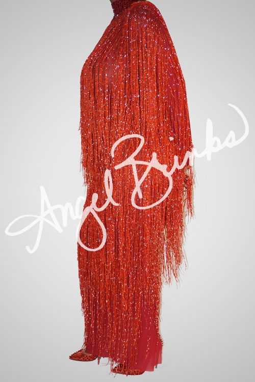 Tassel Galore (Red)