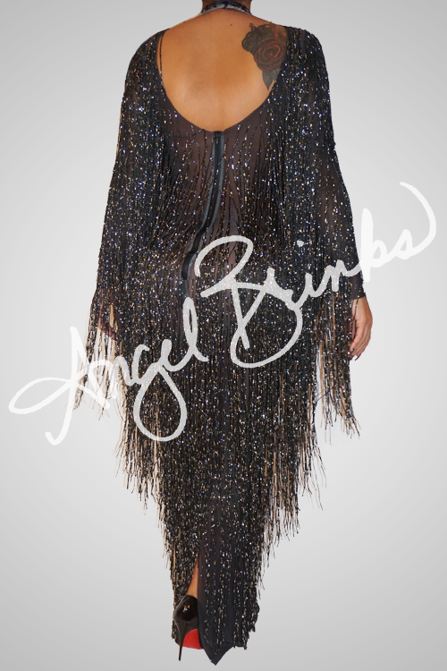 Tassel Galore (Black)