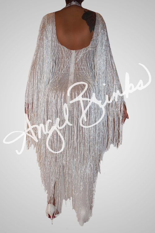 Tassel Galore (White)