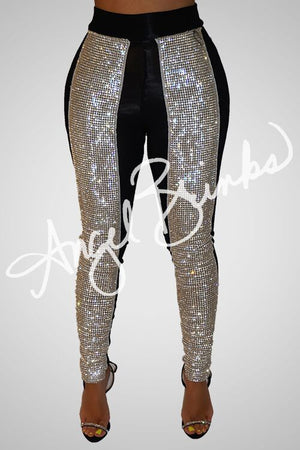 Shine On and On Leggings