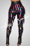 Slayed (Multi-Colored Striped) - Thumbnail