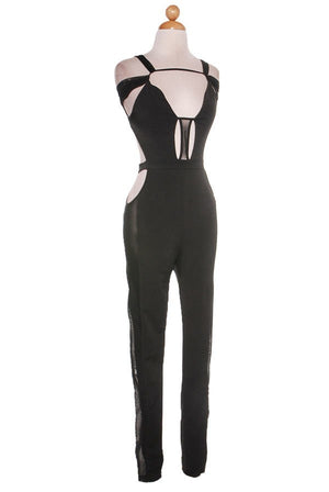 Jennifer Bodysuit (Black)