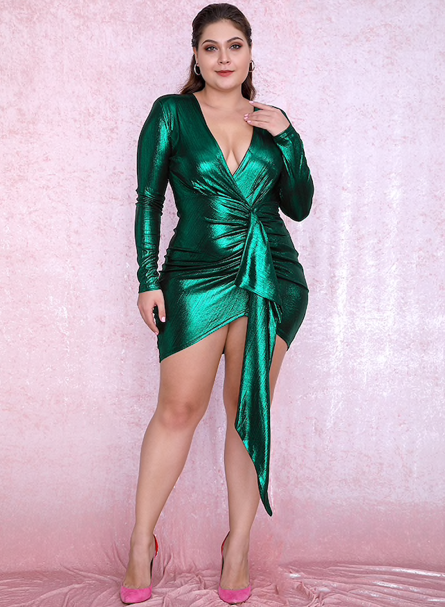 Taffy (Green)(Plus Size)