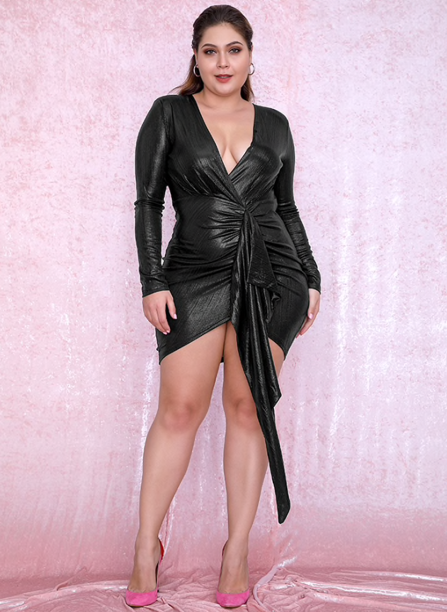 Taffy (Black)(Plus Size)