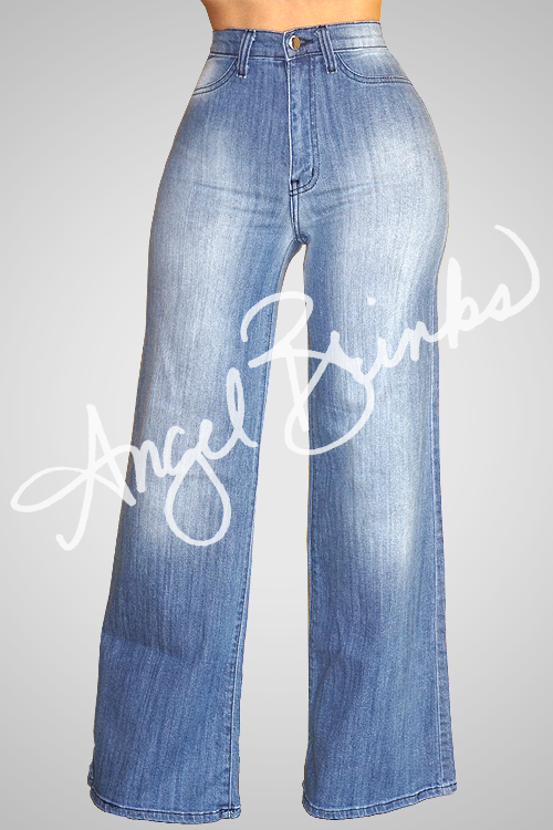 Jean Bell Bottoms (Light)