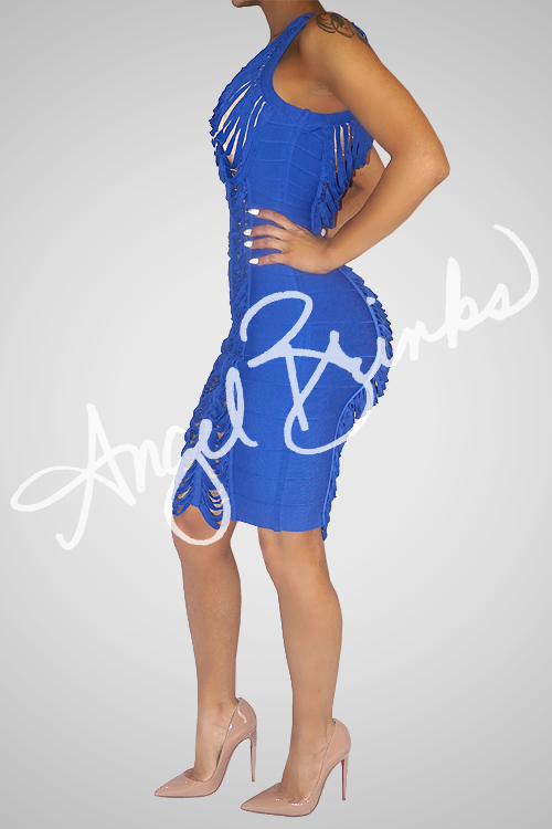 Be Royal Bandage Dress