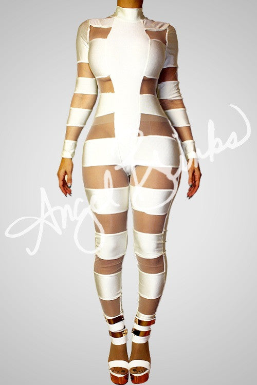 Variable Bodysuit (Eggshell)