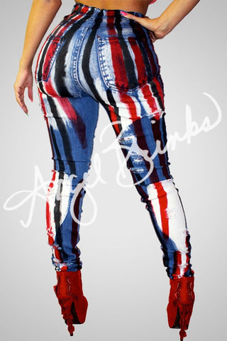 Tribe Jeans (Red)