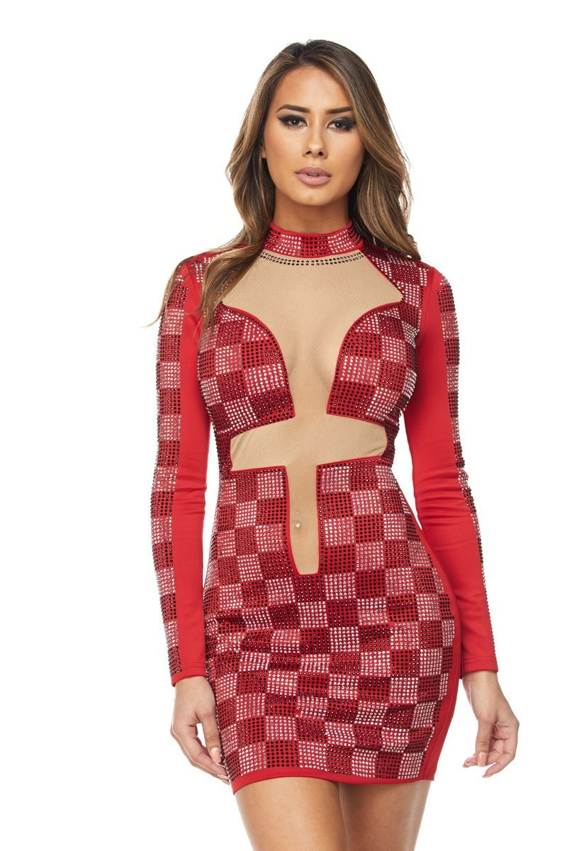Checkers (Red)