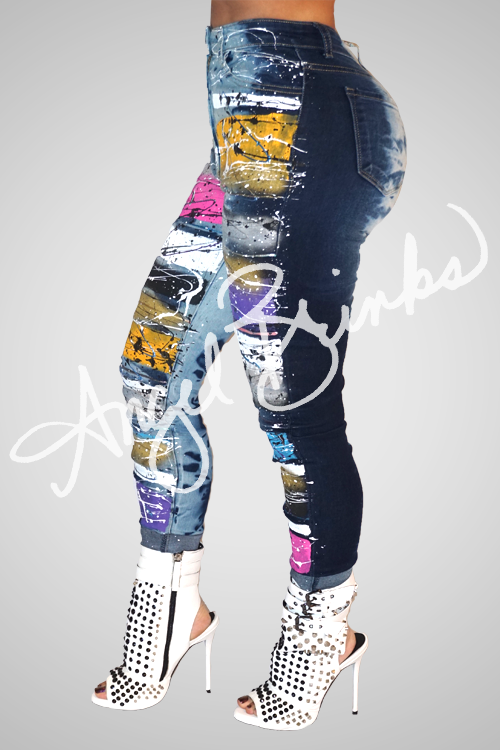Alternative image for Color Me Bad Jeans