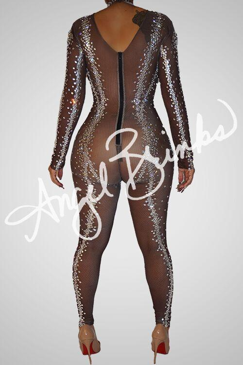 Alternative image for Mystique (Black/Mesh)