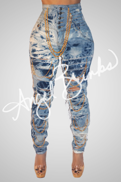 Gold Rush Jeans