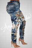 Chain Reaction Jeans
