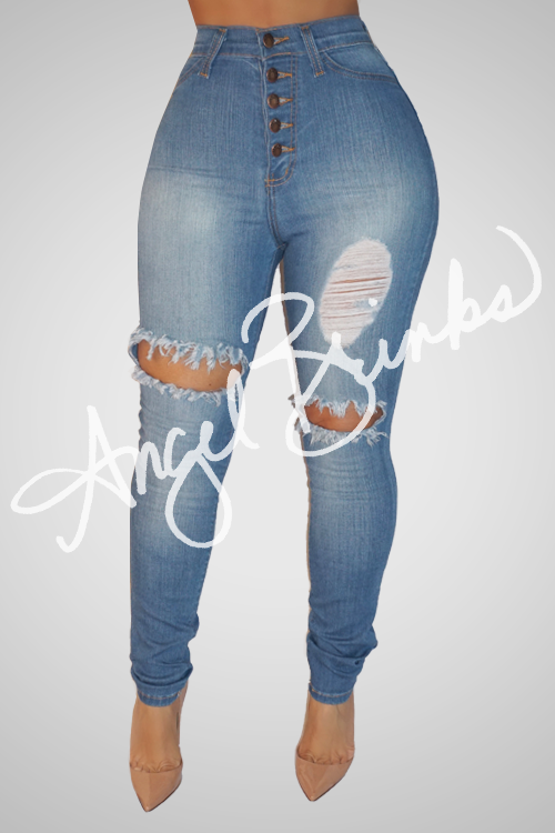 Alternative image for Simplicity Jeans