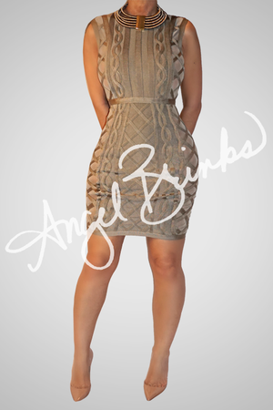 Nobility Bandage Dress