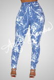 Paint Splash Jeans
