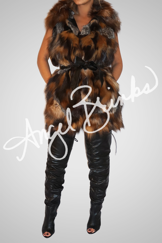 Fall Fur Vest/Jacket
