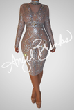 Glister (Mesh Dress) - Thumbnail