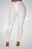 All White Everything Pants