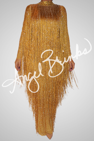 Tassel Galore (Gold)
