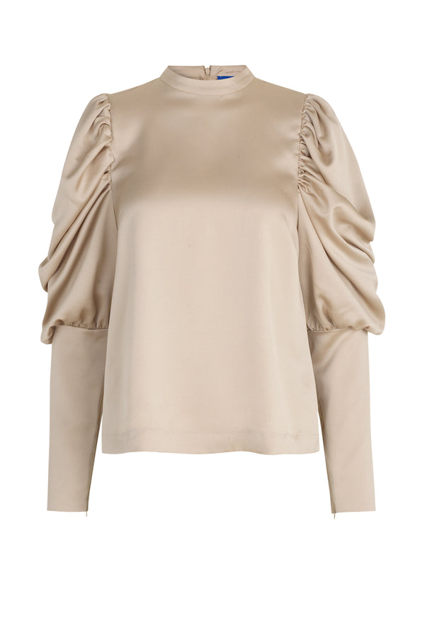 CRAS Alma blouse Blouse Toasted Almond