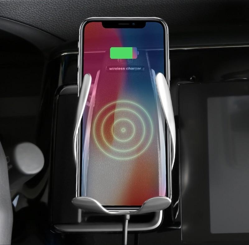 2019 Smart Qi Wireless Charger (automatic clamping)