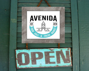 Avenida Food Hall and Fresh Market is OPEN!