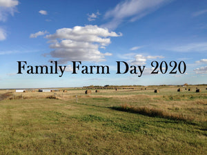 Welcome to Family Farm Day 2020!