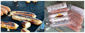 Our Organic, Gluten Free, Allergy Friendly Sausages