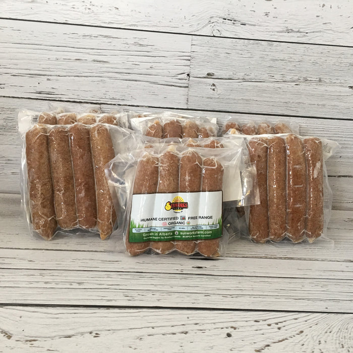 Chicken Jumbo Dog - 5 pkg