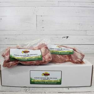 Pork Whole Tenderloin Box