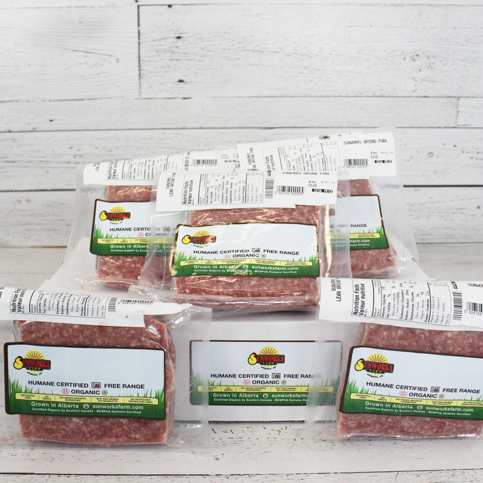 Ground Pork Box