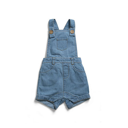 Denin Blue Overalls by Tiny Twig - Easter outfits for kids