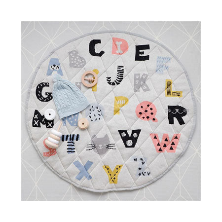 ABCD Baby Playmat by Di Lusso