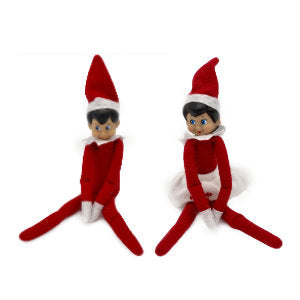 Christmas Elf On The Shelf - available at Abbey Lane Gifts Warnnambool